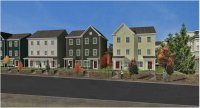 Nichole Hines Townhomes | Women's Community Revitalization Project