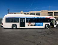 One of SEPTA's new electric buses. (Darryl Murphy)