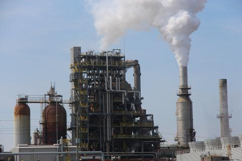 The PES refinery is Philadelphia's largest generator of particulate-emissions air pollution | Peter DeCarlo