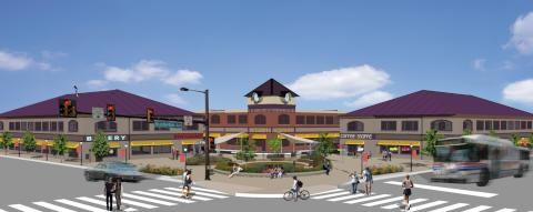 Proposal for Old Bustleton | Far Northeast District Plan, Philadelphia City Planning Commission