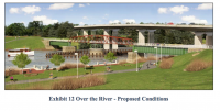Proposed Schuylkill River Swing Bridge