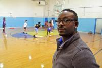 Quan King at Cobbs Creek Rec Center (Emma Lee/WHYY)