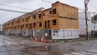 Queen Lane Apartments: West Penn St and Pulaski Ave. | Bastiaan Slabbers for NewsWorks