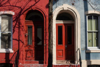 Red Doors | Phillytrax, EOTS Flickr Pool