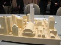 S. Broad tower model