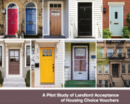 The cover of the Urban Institute's executive summary of the report, sponsored by HUD.