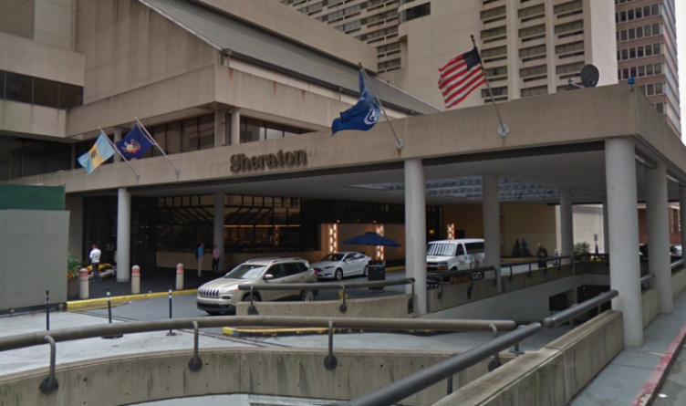 Sheraton Philadelphia Downtown Hotel | Google Maps