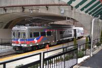 SEPTA's new Silverliner V cars helped boost on-time performance