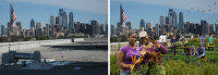 South Philly High rooftop farm