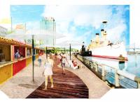 Spruce Street Harbor Park  | Groundswell Design Group