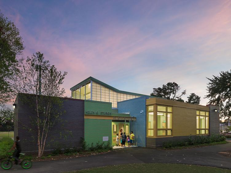 Sturgis Recreation Center (Credit: SMP Architects/ Sam Oberter Photography)
