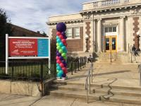 Tacony library reopening