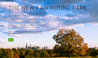 The New Fairmount Park