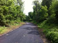 The Poquessing Creek Trail is about half complete and should be open this year, Photo courtesy of Philadelphia Parks & Recreation