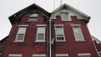 The twin homes are described as extraordinary examples of Eastlake Victorian architecture. (Bas Slabbers/for NewsWorks)