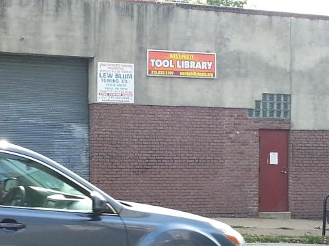 The West Philly Tool Library