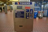 Twenty-four of SEPTA's Broad Street and Market Frankford Line stations lack token vending machines