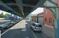 under the el, 1330 North Front Street, which is an address listed in the new KOZ bill