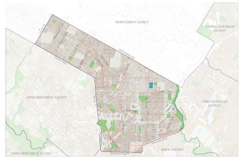 Upper North District | Philadelphia City Planning Commission