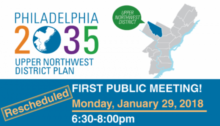 Upper Northwest District 2035 Planning Meeting