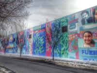 Wall of Pride, Photo by Kate Ryan